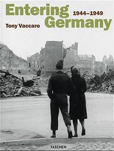 Entering Germany par TONY VACCARO
