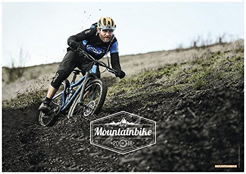 Mountainbike-kunst (Best of Mountain Bike 2018: Faszination Mountainbiking)