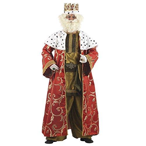 Limit DA319 TXL Melchor i tre Re Magi-Cartamodello per costumi da uomo, taglia: XL