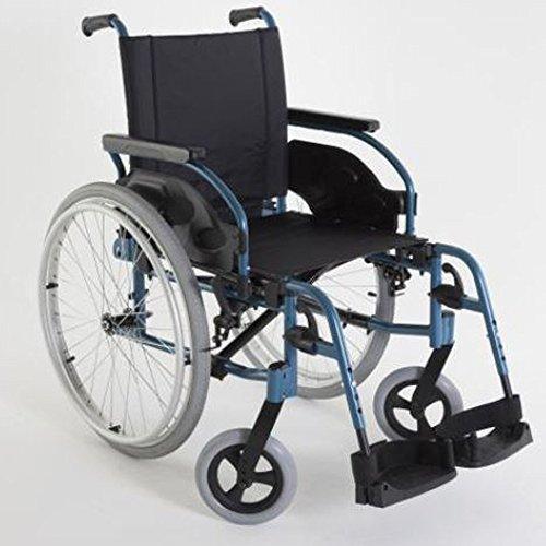 Silla ruedas Action1NG acero autopropulsable - Invacare