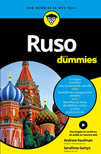 Ruso para Dummies por Andrew Kaufman