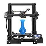 Creality 3D Ender-3 Imprimante 3D Entièrement Open Source Aluminum DIY
