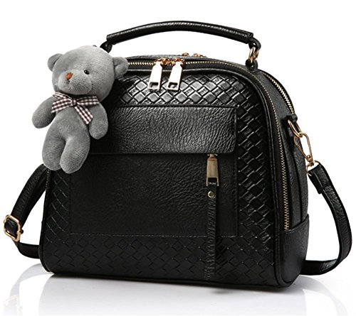 yaagle-contract-pu-leather-bears-shoulder-leisure-hand-bag-for-girls-and-women
