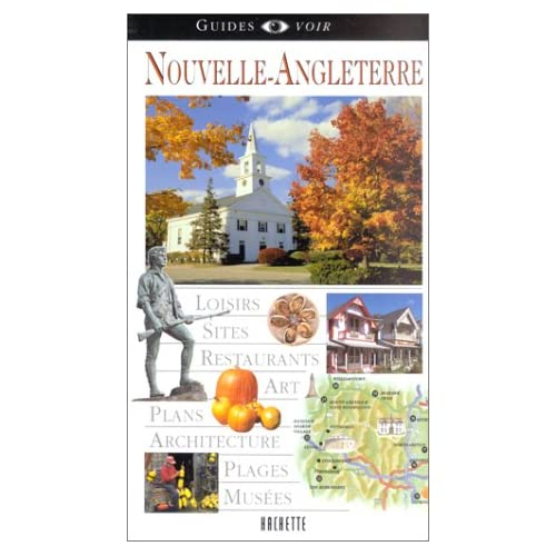 Guide Voir : Nouvelle-Angleterre