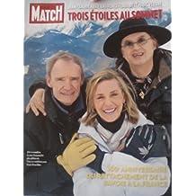 Fascicule du 150e anniversaire du rattachement de la Savoie à la France avec Jean-Claude Kilyy et Marc Veyrat / Supplément Paris Match