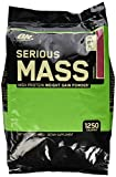Optimum Nutrition Serious Mass (5.44Kg, Strawberry)