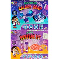BWG Set Of 2 Girls Science Labz Kits - Make Your Own Galaxy Soap / Perfumes