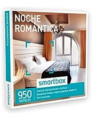 SMARTBOX - Caja Regalo - NOCHE ROMÁNTICA - 950 palacetes, hoteles 4*... en España, Andorra, Portugal, Italia, Bélgica y Francia