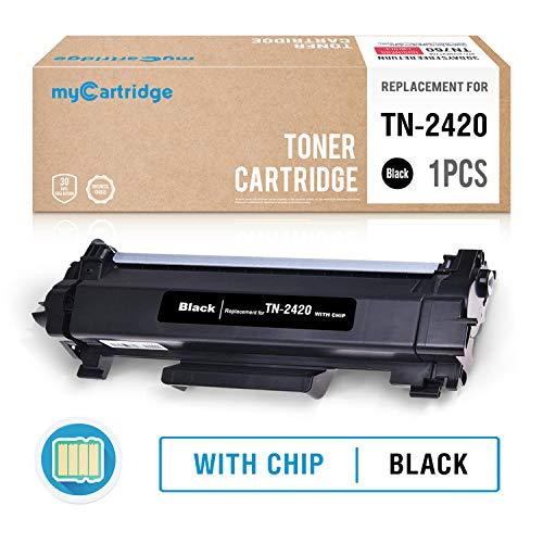 MyCartridge Compatible Brother TN-2420 TN2420 Tóner
