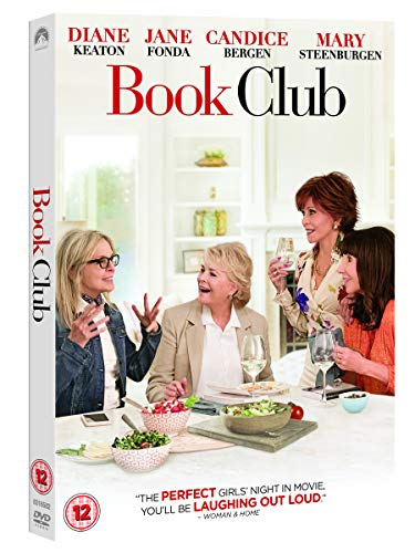 Book Club (DVD) [2018]