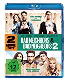Bad Neighbors 1&2 [Blu-ray]