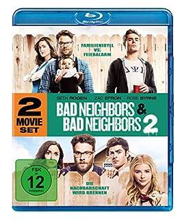 Bad Neighbors 1&2 [Blu-ray]