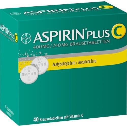 Aspirin Plus C Brausetabletten preisvergleich