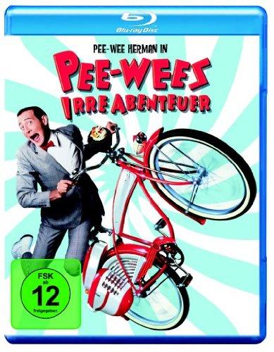 Pee-Wee's irre Abenteuer [Blu-ray]
