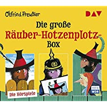 Die große Räuber-Hotzenplotz-Box: Höspiele für Kinder, 6 Audio-CDs