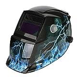 LESOLEIL Schweißhelme Automatik Solar Schweißmaske Schweißschirm Schweißschild ARC TIG MIG Welding Helmet [Energie Klasse A+++]