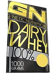 GN Laboratories 100% Dairy Whey Proteinshake proteína proteína Bodybuilding