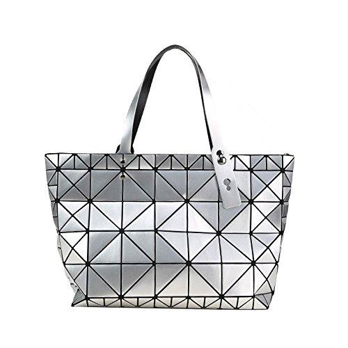 Frauen Weibliche Trend Handtaschen Umhängetasche geometrische Patchwork Diamanten Taschen Qualität Designer neue