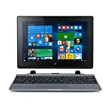 Acer Aspire Switch One S1003-17W7 Tablet PC, Processore Intel Atom x5-Z8300, RAM 2 GB DDR3, eMMC 32 GB, Display LCD 10,1' HD, Grigio