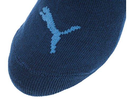 Puma Socken Quarter 3P Blau