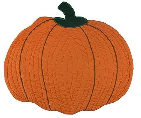 C&F Enterprises - Single Pumpkin Placemat by C&F Enterprises