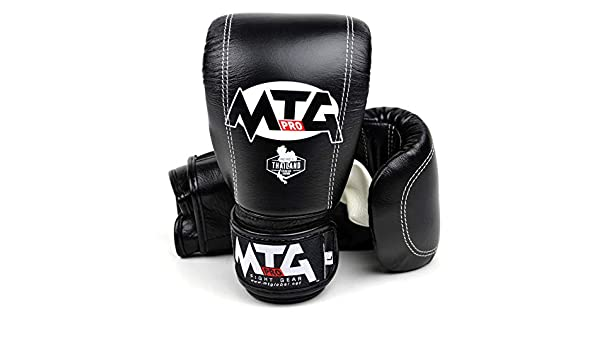 MTG Pro Bag Training Boxing Gloves Muay Thai MMA Kickboxing Crossfit Boxercise