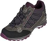 Hanwag Belorado II Low GTX Shoes Women Asphalt/Dark Garnet Schuhgröße UK 6 | 39,5 2018 Schuhe