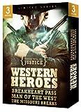 Western Heroes Gift Box Set (Breakheart Pass/Man of the West/The Missouri Breaks by...