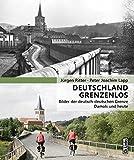Deutschland grenzenlos: Bilder der deutsch-deutschen Grenze Damals und heute (3. Auflage 2015!) - Jürgen Ritter (Fotos), Peter Joachim Lapp (Text), Rainer Eppelmann (Geleitwort)