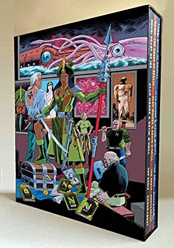The League of Extraordinary Gentlemen: Nemo Trilogy (Slipcase Edition) por Alan Moore