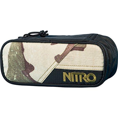 Nitro Snowboards Federmäppchen Pencil Case, Desert Camo; 20 x 8 x 6 cm, 100g, 1131878001 (Camo Snowboard-ausrüstung)