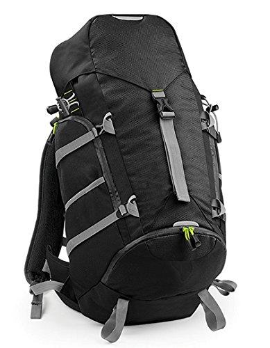 Quadra - sac à dos grande randonnée - montagne - SLX 30 litres - DAYPACK - QX530 - noir