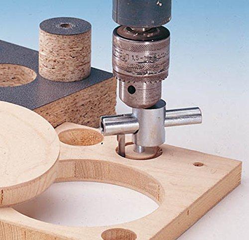Universal Lochbohrer, Kreisschneider für Löcher von 20 - 120 mm
