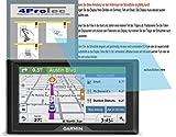 2 Stück GEHÄRTETE ANTIREFLEX Displayschutzfolie für Garmin Drive 60LMT Bildschirmschutzfolie