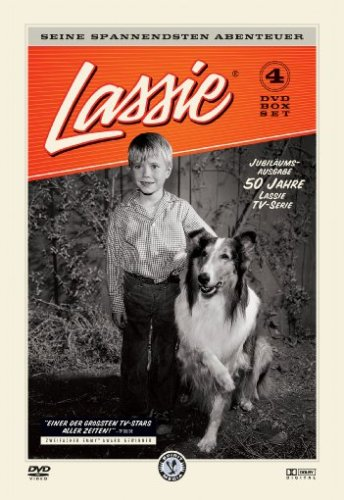 Lassie Collection - Volume 3 [4 DVDs]