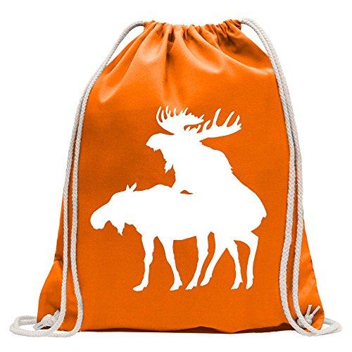 Sacs de courses et cabas Kiwistar Fabriqué aux États-Unis Fun sac à dos sport sac de remise en forme Gymbag shopping coton avec cordon Sacs de courses