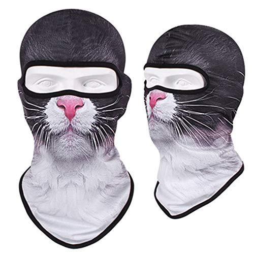 3d máscara protección solar secado rápido Deportes