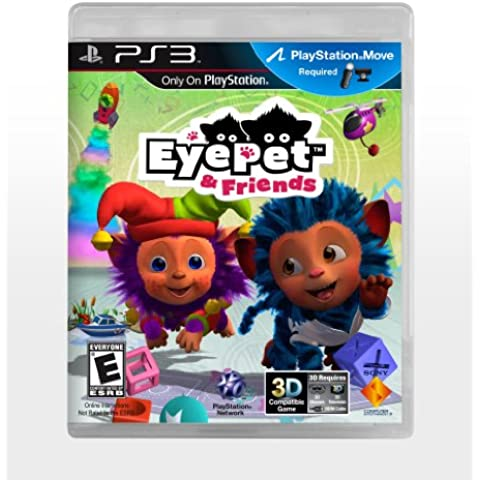 Sony EyePet & Friends, PS3 - Juego (PS3)
