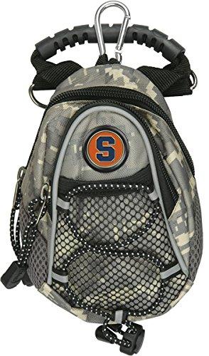 Syracuse Orangemen Basketball (LinksWalker NCAA Syracuse Orange-Mini Day Pack-Camo)