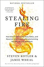 """National BestsellerCNBC and Strategy + Business Best Business Book of the Year""""Steven and Jamie have done a wonderful job of balancing the promises, perils, and how-to prescriptions of engineering peak states such as 'flow.'"""" —Tim Ferriss, #1New Yor..."""