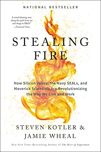 Stealing Fire: How Silicon Valley, the Navy SEALs, and Maverick Scientists Are Revolutionizing the Way We Live and Work (English Edition)