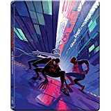 Spider-Man: A new Universe (limited 3D Steelbook Amazon Exklusiv) [Blu-ray]