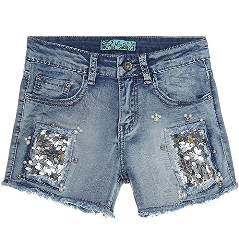 Mädchen Kurze Hose Girl Bermuda Shorts Sommer Capri Kinder Hot