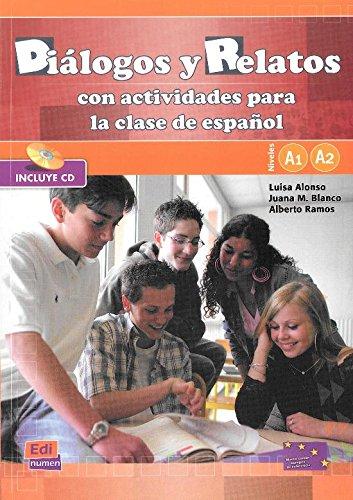 Diálogos y relatos - Libro + CD