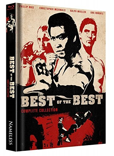 BEST OF THE BEST COMPLETE EDITION Limited 222 Mediabook