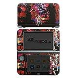 Nintendo New 3DS XL Case Skin Sticker aus Vinyl-Folie Aufkleber Star Wars Merchandise Fanartikel die dunkle Seite der Macht