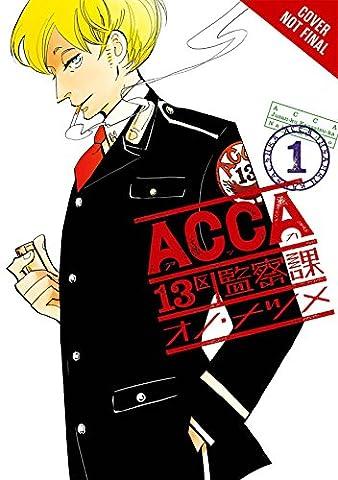 Natsume Ono - ACCA 13 Volume