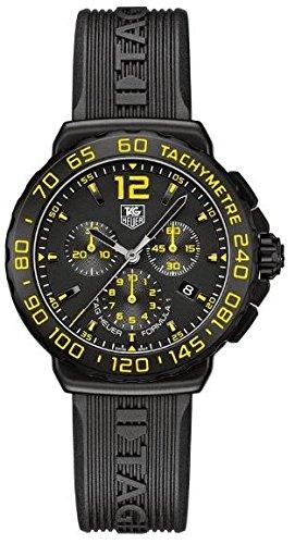 Montre-bracelet pour homme - Tag Heuer TAG-CAU111D.FT6024