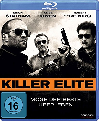 Killer Elite [Blu-ray] - Elite-insel