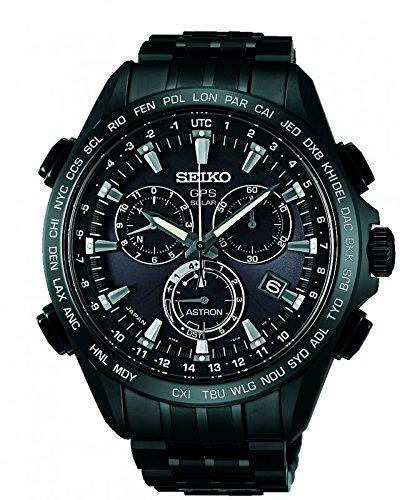 Seiko Herren-Armbanduhr SSE009J1
